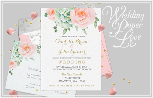 wedding invitations online