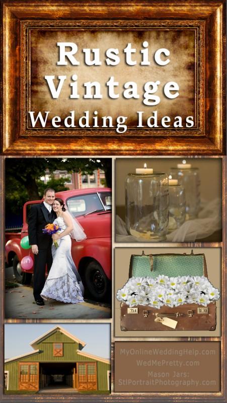 Rustic Vintage Wedding Ideas : Pics photos wedding ideas the rustic and vintage