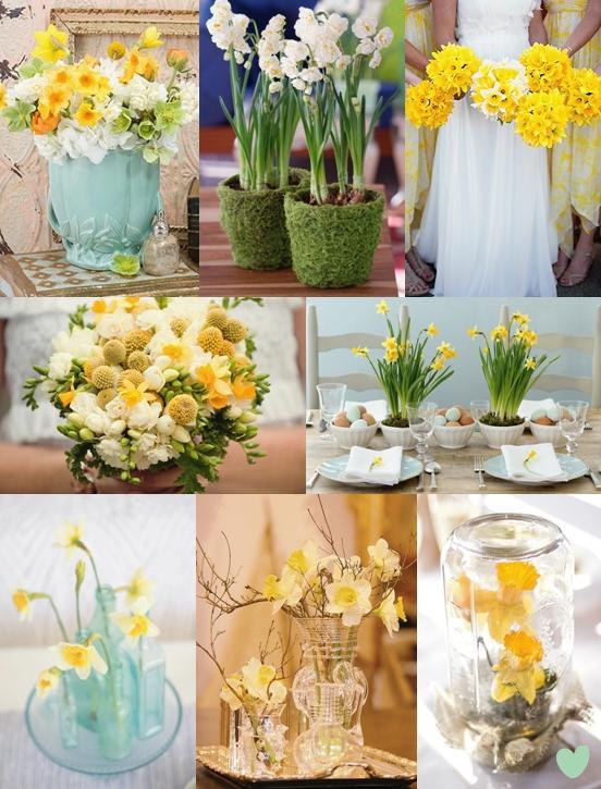 spring wedding flower trends wed me pretty. Black Bedroom Furniture Sets. Home Design Ideas