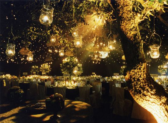Never Ending Trend: Outdoor Weddings
