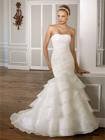 TJ Formal Wedding Dresses