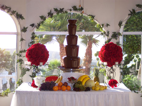 Wedding Chocolate Fountain Ideas Wedding Chocolate Fountain