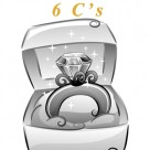 A Diamond's Six C's: Cut, Color, Clarity, Carat, Cost, and Certification