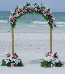 Wedding Floral Archways