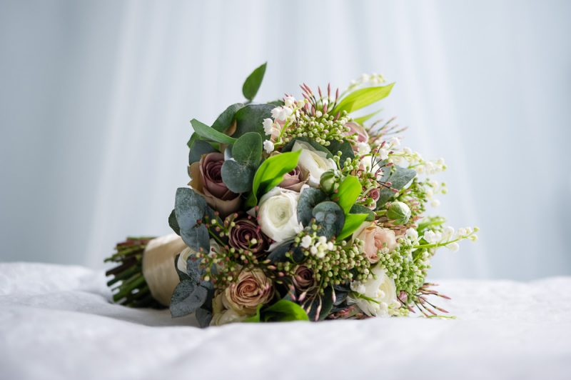Joanna Carter Wedding Flowers