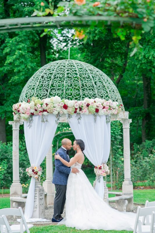 Beautiful Gazebo Altar