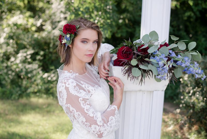 Southern Vintage Style Wedding Shoot