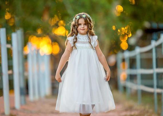 Beautiful Flower Girl Dress Giveaway